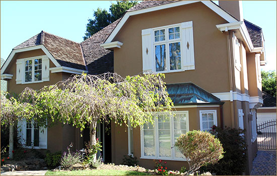 Exterior House Painting - San Francisco Bay Area - De Martini / Arnott
